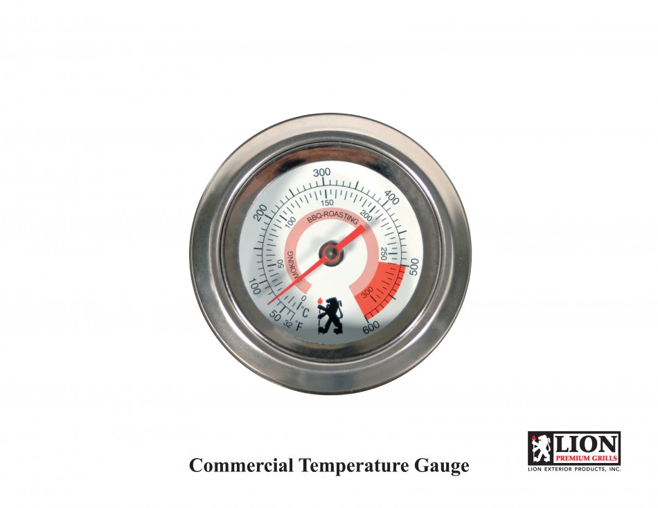 Extra-Large Temperature Gauge