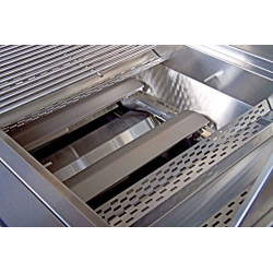 Cast Stainless Steel Burners Life Time Warranty